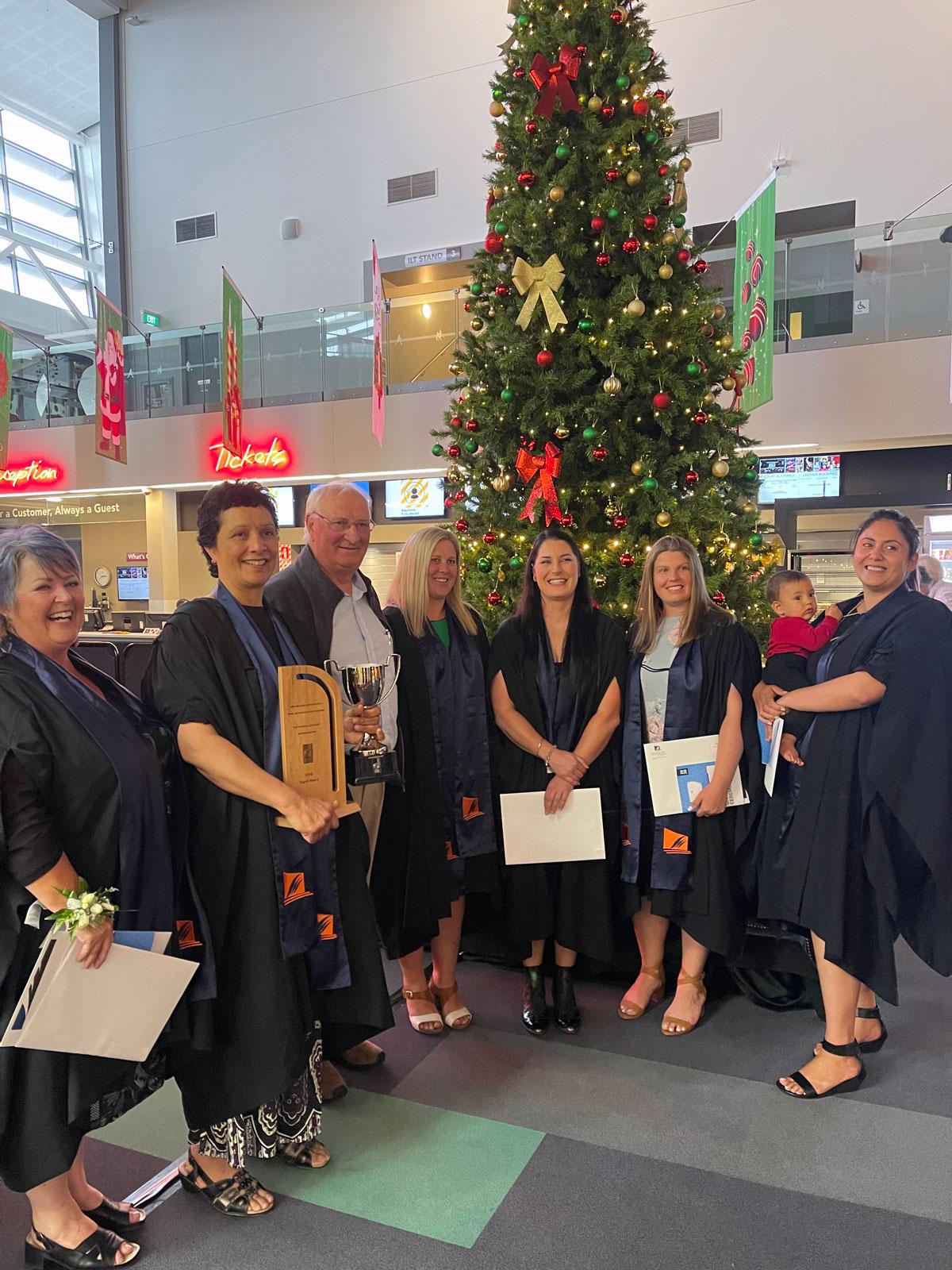 Certificate in Wool Technology 2020 Graduates